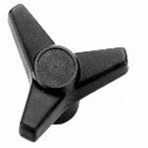 Picture for category Plastic Three Spoked Knobs by ELESA®