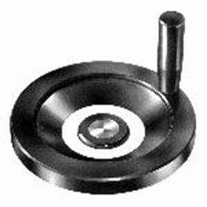 Picture for category Plastic Solid Handwheels w/Revolving Handle ELESA®